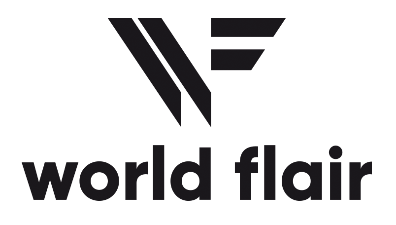 world-flair-logo-black
